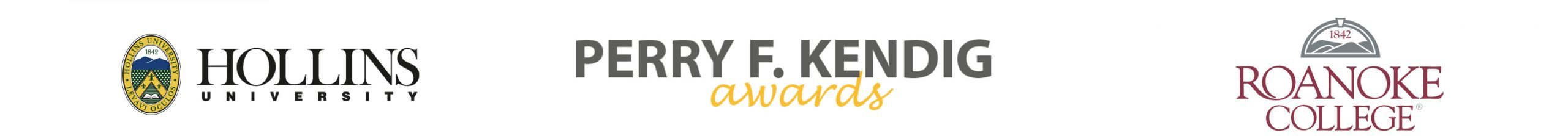 The Perry F. Kendig Arts and Culture Awards Logo